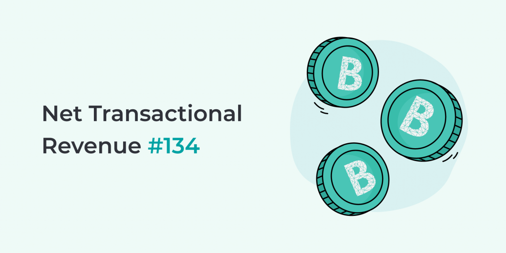 Bankera paid the 134th net transactional revenue
