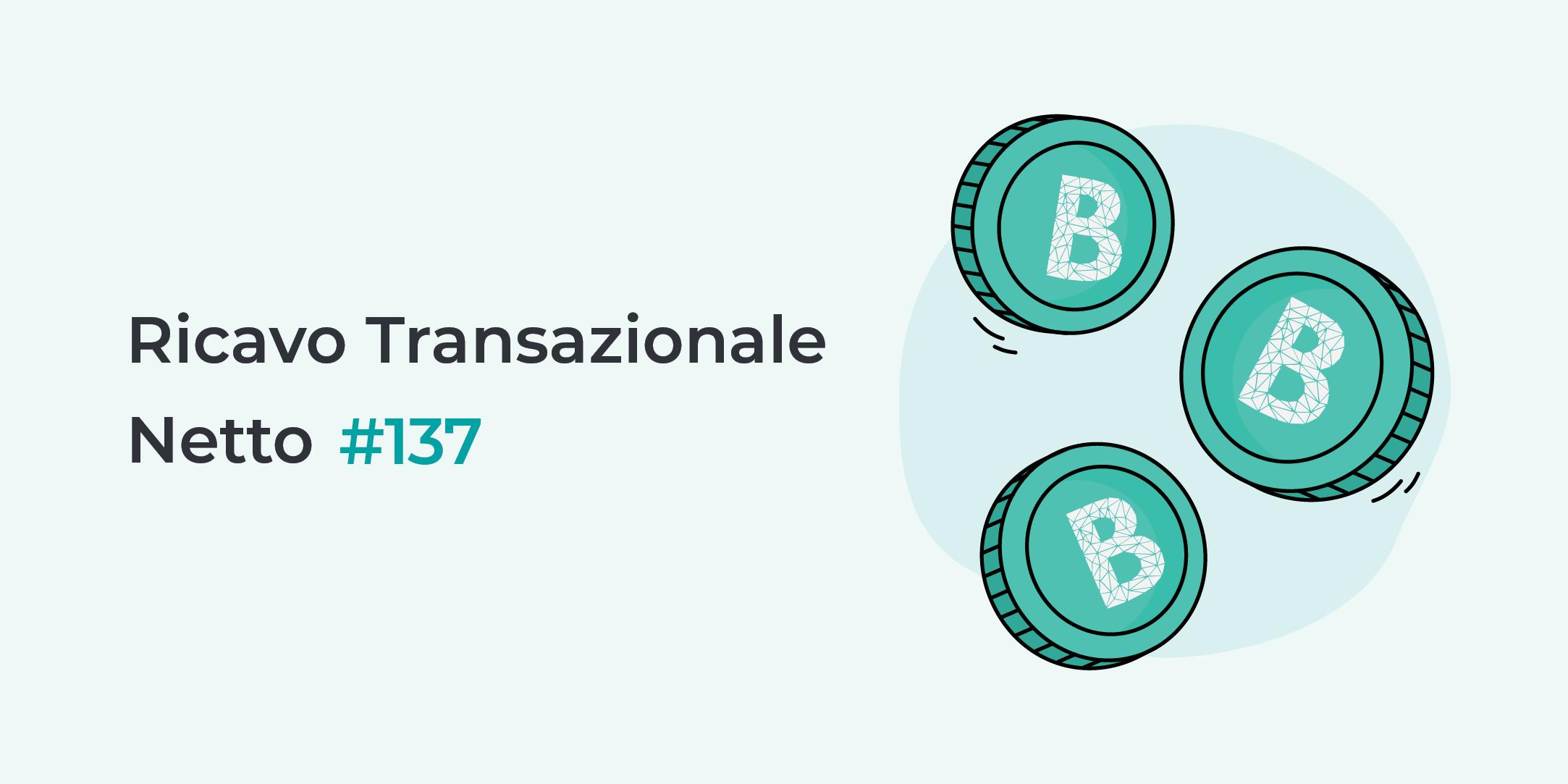 Net Transactional Revenue Number 137