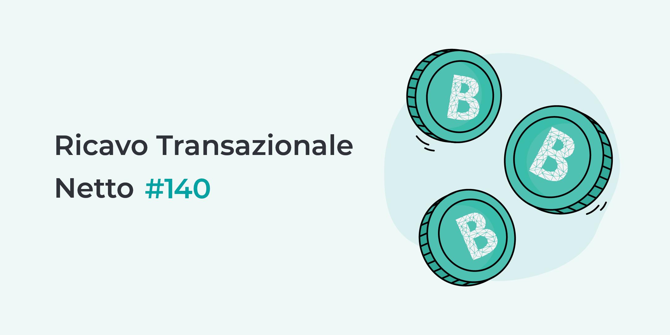 Net Transactional Revenue Number 140