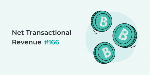 Bankera paid the 166th net transactional revenue
